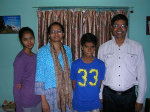 Ahmed Family Picture 2012